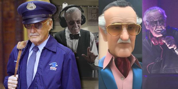 Oan gia ngõ hẹp: Stan Lee đóng vai cameo trong bộ phim hoạt hình do đối thủ Marvel sản xuất