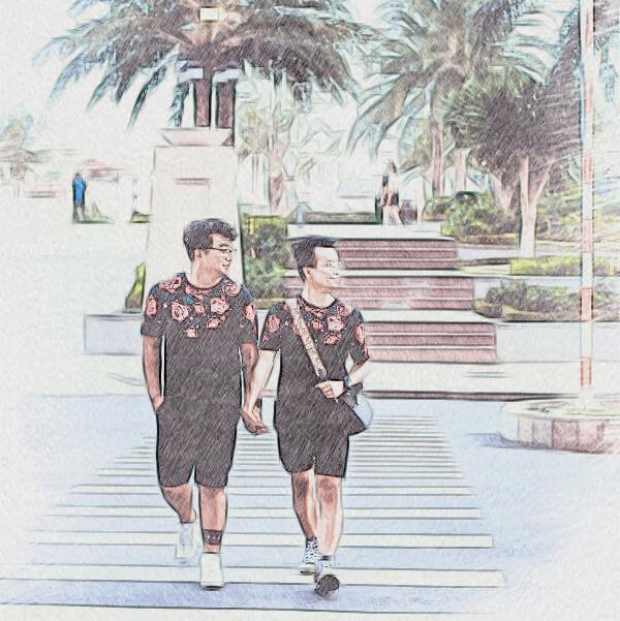 Chuyện tình yêu không muốn nói trước sau này của cặp đôi đồng tính nam từng gây sốt với bộ ảnh gia đình dễ thương