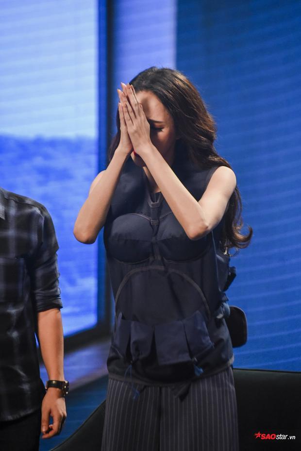 Khán giả hết lần này đến lần khác á ố vì diễn xuất của Hari Won, Kỳ Duyên và Hương Giang trong Khi đàn ông mang bầu