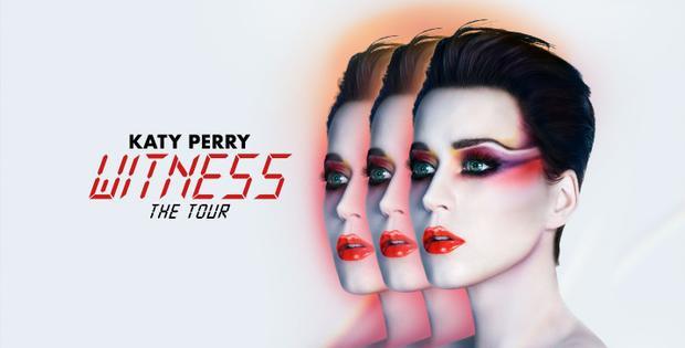 Witness: The Tour của Katy Perry tồn đọng đến…hàng nghìn vé!