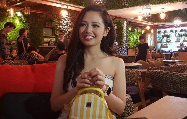 Ngọc Trang bất ngờ chia sẻ những thông tin gây sốc về mối quan hệ này (Ảnh: Vietnamnet)