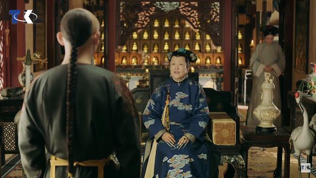 Hoàng Thái hậu than phiền Hoàng đế lạnh nhạt, không ngó ngàng hậu cung.
