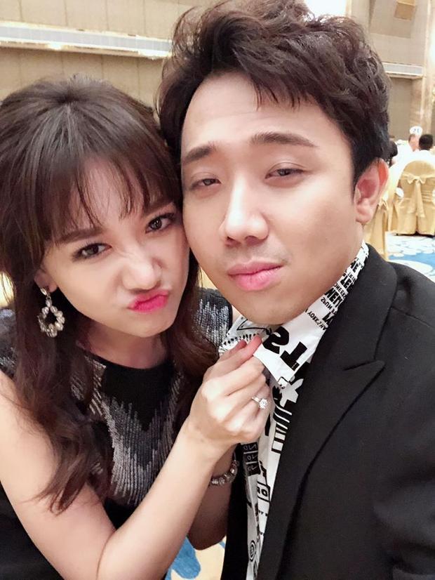 Có ai như Hari Won, cưới nhau gần 2 năm mới có cảm giác làm vợ