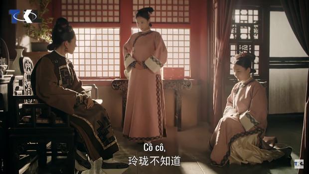 Cùng với Phương Cô cô và Cẩm Tú, cả ba tìm cách để hạ bệ Anh Lạc.