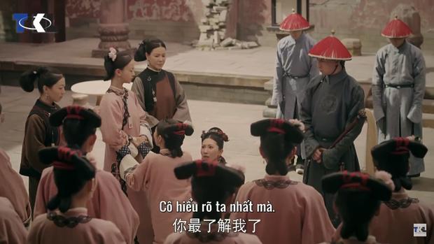 Phương Cô cô bị đuổi ra khỏi cung, Cẩm Tú bị đày đến Tân Giả Khố.