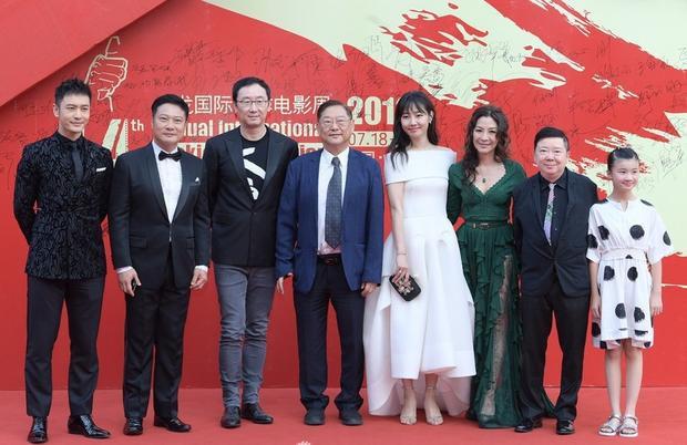 Hội tụ dàn diễn viên lâu năm và nổi tiếng tại buổi bế mạc