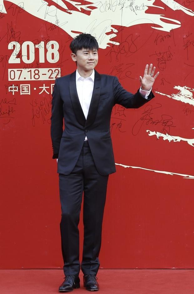 Diễn viên Trương Kiệt