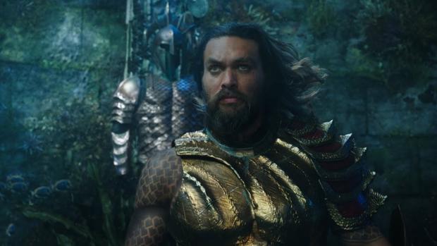 """""""Aquaman"""" có đến 2 trailer chứ không chỉ 1 như các fan đã xem qua."""