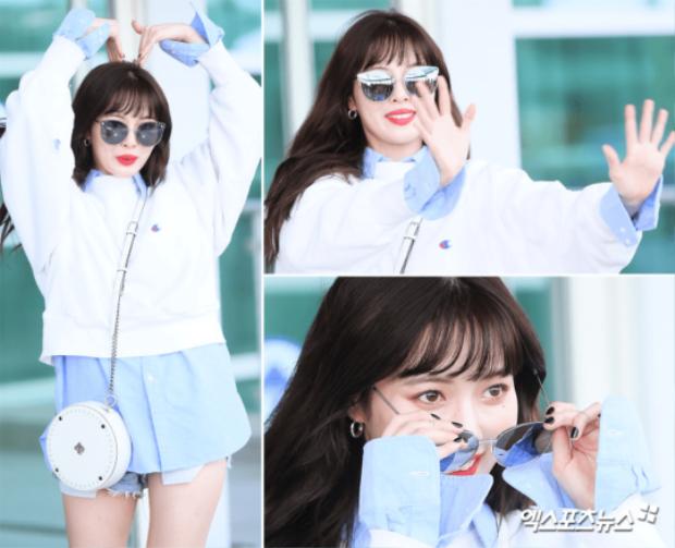 10 sao Hàn làm bừng sáng sân bay với gu thời trang chất lừ đảm bảo ai nhìn cũng ngất ngây
