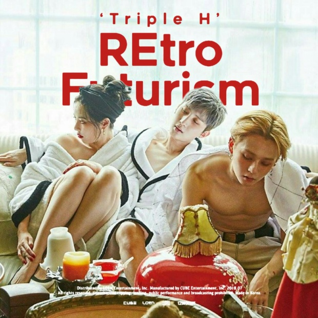 Retro Future - Triple H