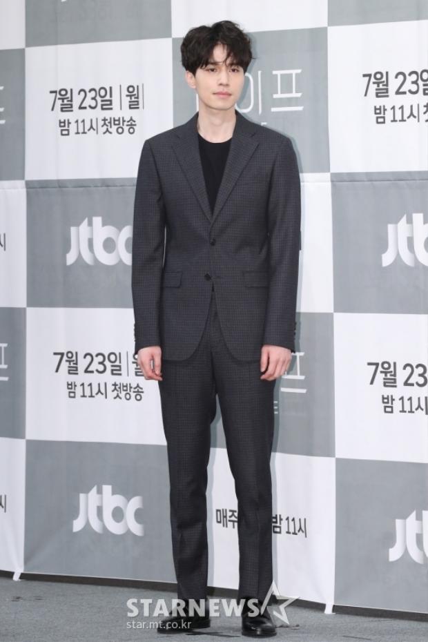 Họp báo 'Life': Áp đảo nhan sắc hai nữ chính, Lee Dong Wook toả sáng tình tứ bên 'anh trai mưa' của Son Ye Jin