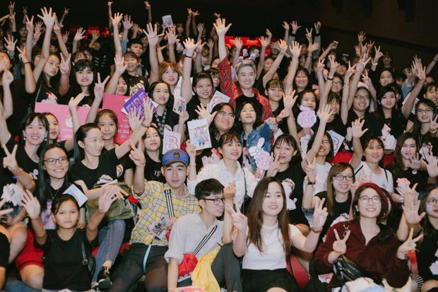 Buổi Fan meeting có sự tham dự của gần 300 fan đến từ 16 FC khu vực trên toàn quốc.