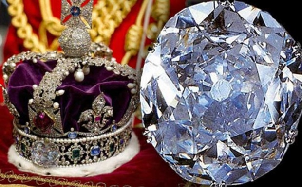 Viên kim cương mang lời nguyền đáng sợ. Ảnh:Youthkiawaaz