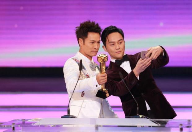 Quách Tấn An đăng quang ngôi vị Thị Đế danh giá trong Lễ trao giải thường niên của TVB năm 2014.