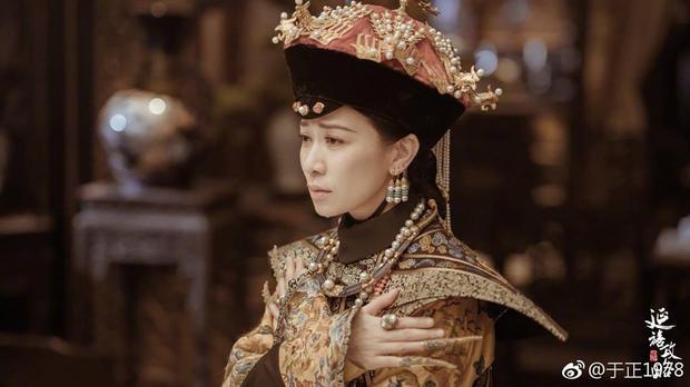 """Xa Thi Mạn nổi bật trong siêu phẩm """"Diên Hi công lược"""" của truyền hình Trung Quốc."""