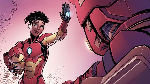 Liệu rằng sẽ có một Iron Female thay thế Iron Man sau khi Avengers 4 kết thúc?