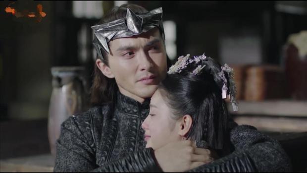 """""""Tình mới"""" của Thái tử lại đang mật ngọt với Nhã Lan Châu."""