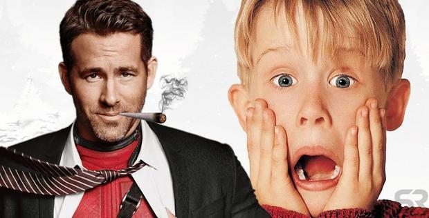 'Deadpool' Ryan Reynolds làm mới series kinh điển 'Home Alone' và dĩ nhiên là biến thành phim 18+
