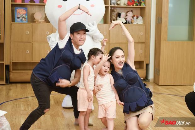 Phần vũ đạo đẹp mắt của đội Song Giang…