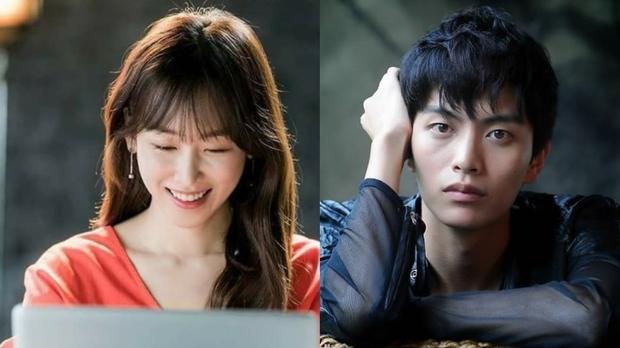 Seo Hyun Jin và Lee Min Ki.