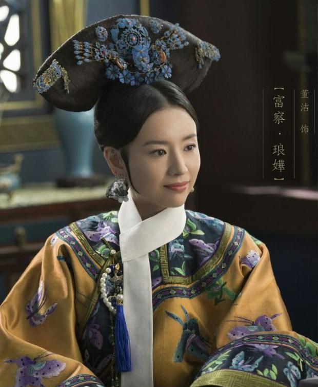 Khi hai hoàng hậu của Như Ý truyện và Diên Hi công lược chung một khung hình ai sẽ đẹp hơn ai?