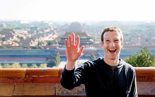 CEO Facebook cũng học tiếng Trung bằng nói giao tiếp với những nhân viên nói tiếng Trung của mình.