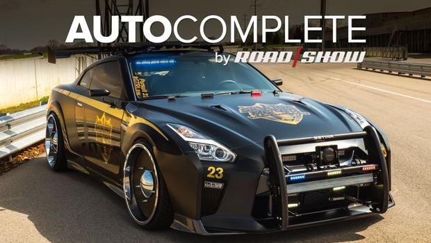 Nhật - Nissan GT-R: Nissan GT-R được ra mắt tại Triển lãm ô tô New York 2017 và đã được tặng cho cục cảnh sát Skyline Metro để thi hành nhiệm vụ. Siêu xe này có màu sơn đen kết hợp sọc vàng dọc thân xe, nóc xe được trang bị đèn chớp báo. Theo Nissan, hệ thống truyền động trên GT-R phiên bản cảnh sát này được giữ nguyên bản, trong khi gầm xe được điều chỉnh để phù hợp hơn cho việc tuần tra.