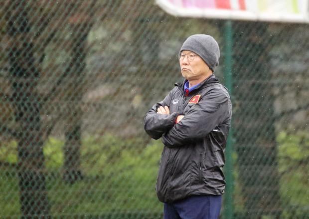 HLV Park Hang Seo đang đứng trước những áp lực vô hình sau thành công ở U23 châu Á 2018.