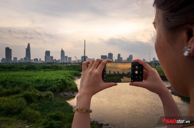 Chỉ cần chụp đúng thời điểm ánh sáng đẹp, khả năng chụp ảnh mạnh mẽ trên Galaxy S9/S9+ có dịp trổ tài để cho bạn tấm ảnh cực chất