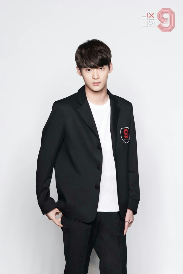 Trước khi debut, anh chàng còn là thí sinh của cuộc thi sống còn MIXNINE.