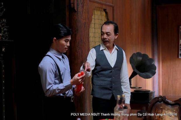 Rơi nước mắt trước hình ảnh lần đầu được tiết lộ của cố nghệ sĩ Thanh Hoàng trong Dạ cổ hoài lang