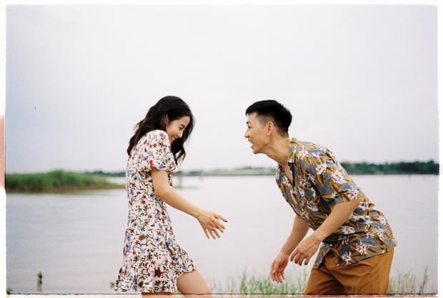 Ba Duy  Nam Thương hồi teen với bộ ảnh phim đậm chất tình yêu thời thanh xuân