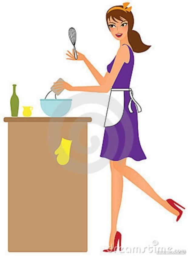 Theo nam sinh này, nấu ăn là một điều căn bản bắt buộc ai cũng phải biết, nhất là đối với con gái. Ảnh minh họa.