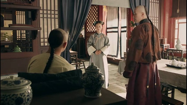 Chỉ 30 giây trong tập 15 Diên Hi công lược, hủ nữ đã gào thét vì hai chàng thị vệ Phó Hằng và Hải Lan Sát