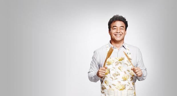 Vượt qua nhiều ngôi sao hạng A, đầu bếp Baek Jong Won đứng ở vị trí thứ 4.