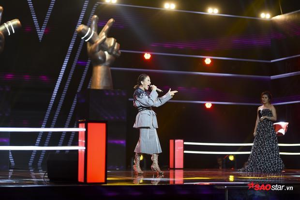 Nghẹt thở với màn Đo ván xứng tầm diva của bộ đôi Thanh Thảo  Hương Giang