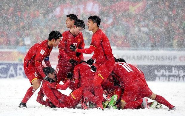 Chờ thầy trò HLV Park Hang Seo tái lập kỳ tích U23 châu Á. U23 Việt Nam: Niềm hy vọng và cảm hứng cho cả Đông Nam Á tại ASIAD 18