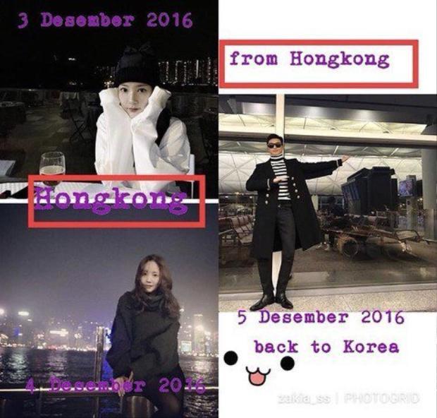 Là fan cứng, bạn biết được bao nhiêu điểm trùng hợp giữa Song  Song và Park  Park?