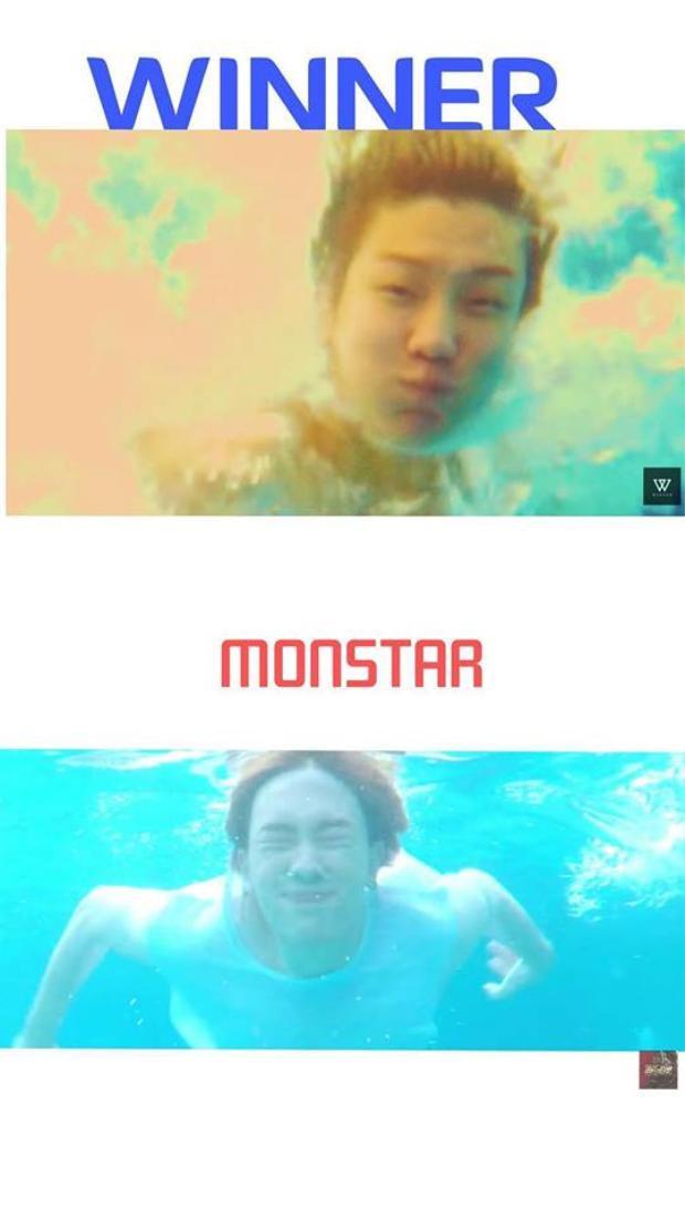 Vừa mới lên sóng, MV của MONSTAR lập tức bị netizen soi vì quá nhiều điểm tương đồng với WINNER