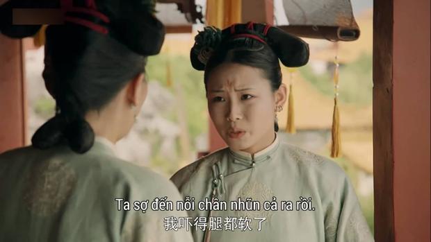 Xem phim Tập 21 Diên Hi công lược: Ngụy Anh Lạc khiến Thư Quý nhân không được thị tẩm