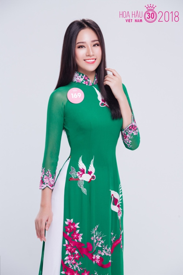 Danh sách loạt tân sinh viên khóa 2000 sở hữu nhan sắc đẹp như mơ lọt Top Hoa hậu Việt Nam 2018