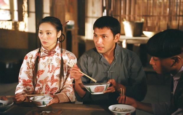 Cặp đôi Quách Khả Doanh - Lâm Văn Long.