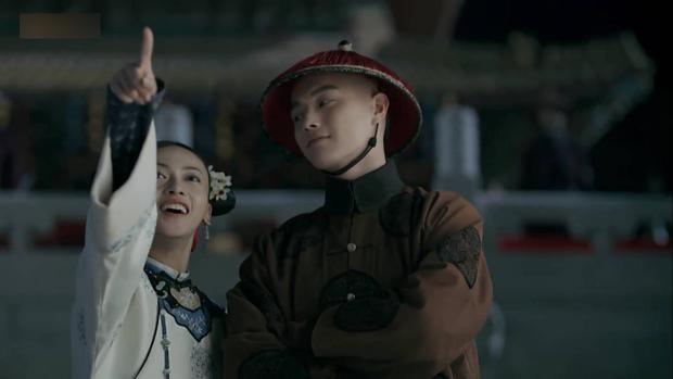 Xem phim Tập 20 Diên Hi công lược: Hôn nhau rồi ngắm pháo hoa, fan lo sợ chuyện tình Anh Lạc  Phó Hằng sẽ ngược tâm