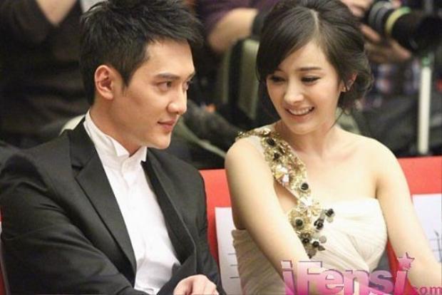 """Dương Mịch - Phùng Thiệu Phong từng dính nghi án hẹn hò sau bộ phim """"Cung tỏa tâm ngọc"""""""