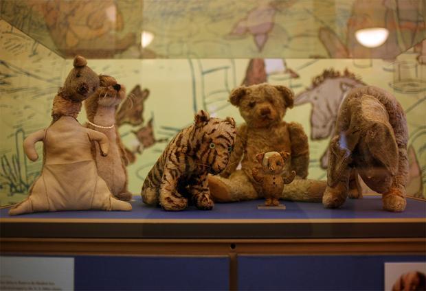 Chuẩn bị đón Gấu Pooh  Biểu tượng hoạt hình ngang hàng chuột Mickey lên màn ảnh rộng