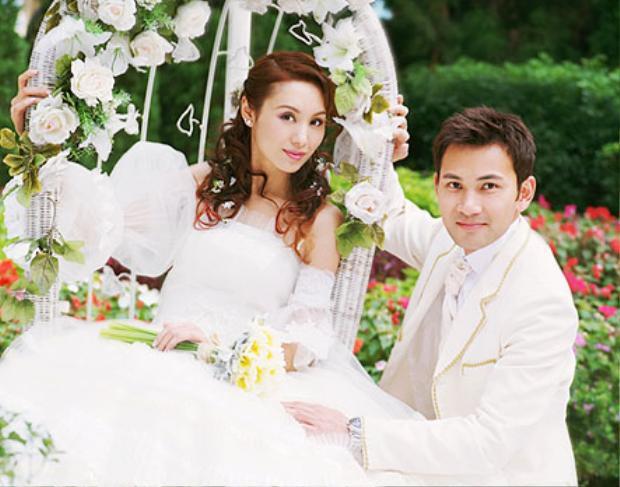 Cặp đôi trai tài gái sắc của TVB