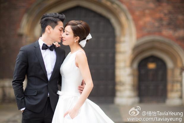 Hình cưới đẹp lung linh của cặp đôi