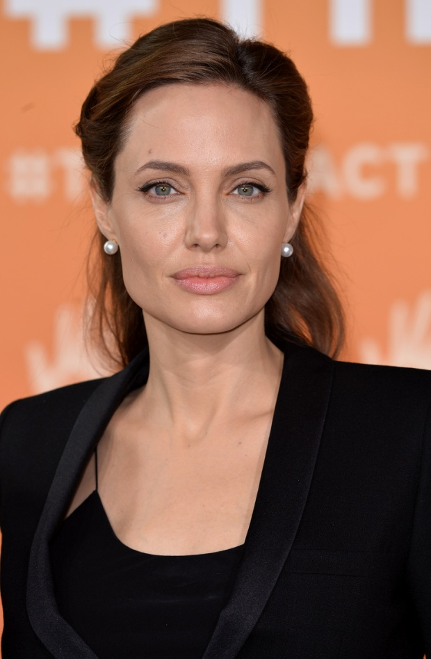 LONDON, ENGLAND - JUNE 12: Angelina Jolie attends the Global Summit to end Sexual Violence in Conflict at ExCel on June 12, 2014 in London, England. (Photo by Karwai Tang/WireImage)