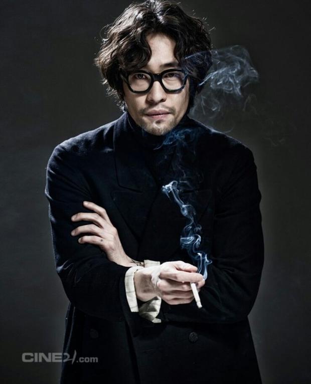 Nam diễn viênRyoo Seung Bum