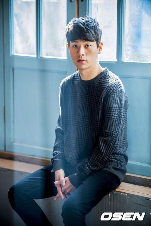 Nam diễn viênPark Jung Min